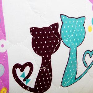 купить Детская подушка Lotus - Kitty Розовый фото