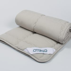 купить Детcкое одеяло Othello - Cottonflex grey антиаллергенное Серый фото