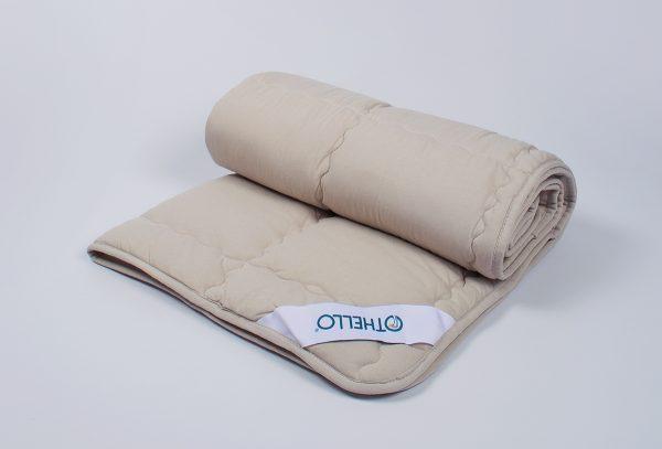 купить Детcкое одеяло Othello - Cottonflex lilac антиаллергенное Серый фото
