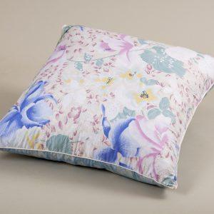 купить Перьевая подушка Эко Пух роз Розовый фото