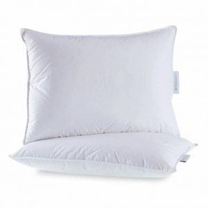 купить Подушка Penelope - Golda пуховая Белый фото