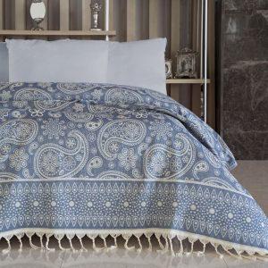 купить Покрывало Irya - Evonne blue Голубой фото