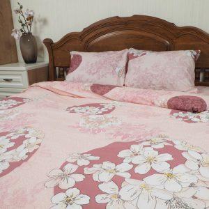 купить Постельное белье Марсель 124 Розовый фото