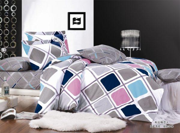 купить Постельное белье Марсель 181 Серый фото