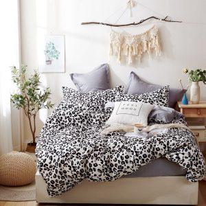купить Постельное белье Bella Villa Сатин B-0204 Серый фото