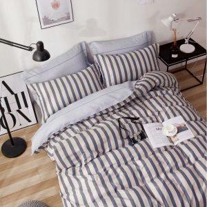 купить Постельное белье Bella Villa Сатин B-0206 Серый фото
