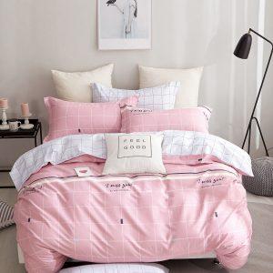 купить Постельное белье Bella Villa Сатин B-0230 Розовый фото