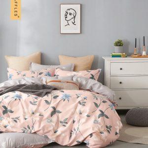 купить Постельное белье Bella Villa Сатин B-0231 Розовый фото