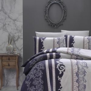 Постельное белье First Choice De Luxe ранфорс wals indigo