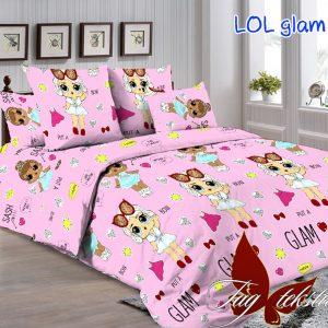 купить Постельное белье TAG LOL glam Розовый фото