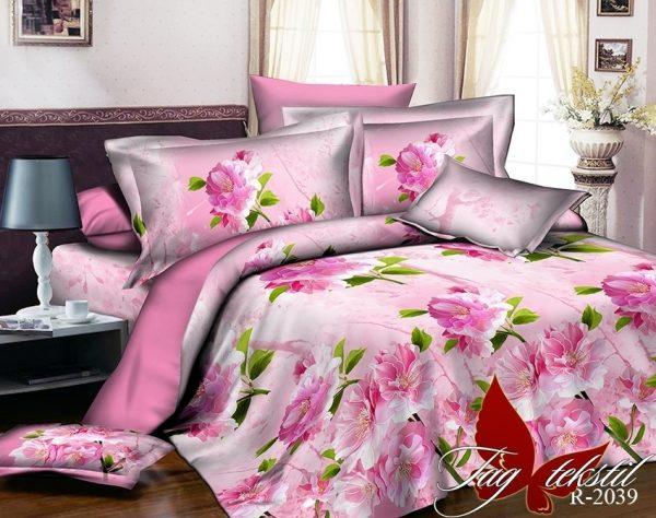 купить Постельное белье TAG R2039 Розовый фото