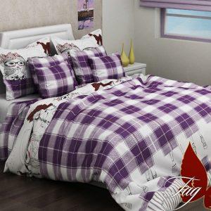 Постельное белье TAG R2068 violet