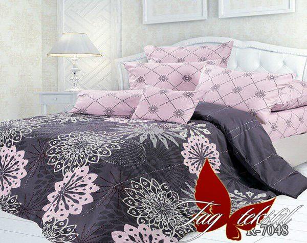 купить Постельное белье TAG R7048 Розовый фото