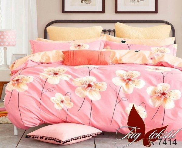 купить Постельное белье TAG R7414 Розовый фото