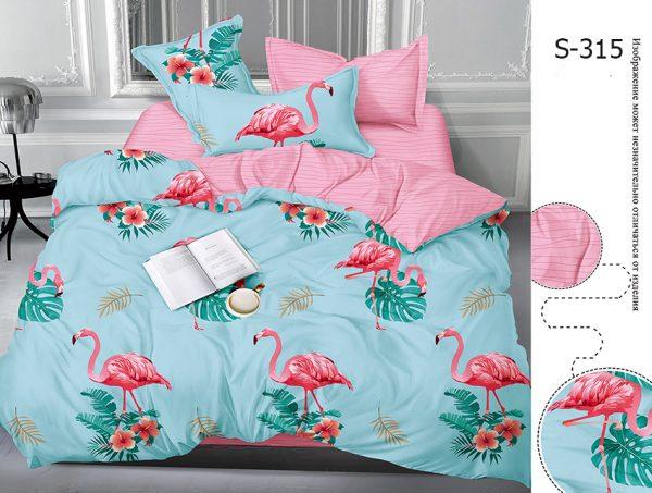 купить Постельное белье TAG S315 Розовый фото
