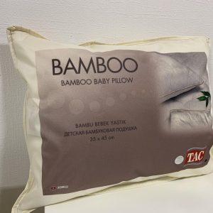купить Детская подушка микрогелевая с бамбуком TAC