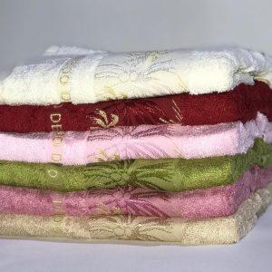 купить Набор махровых полотенец Miss Cotton Bamboo Gold 6 шт