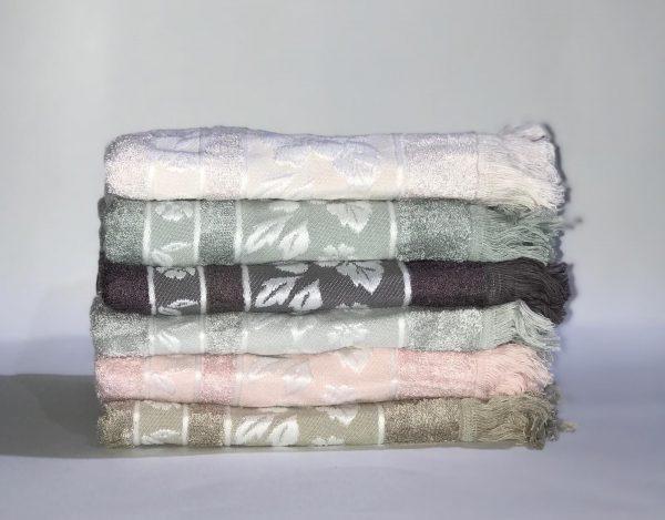 купить Набор махровых полотенец Miss Cotton Bamboo Jasmin 6 шт