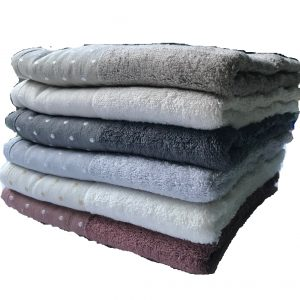 купить Набор махровых полотенец Miss Cotton Bamboo Pirlanta 6 шт