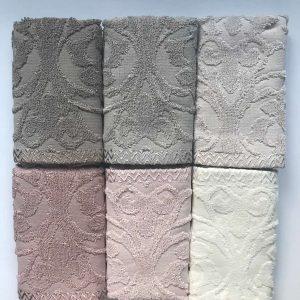 купить Набор махровых полотенец Sikel жаккард Perforge Jagarli 6 шт