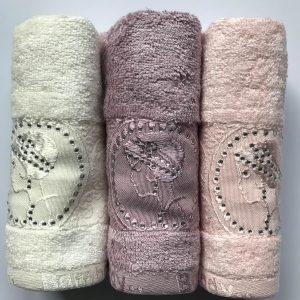 купить Набор махровых полотенец Sikel Bamboo 1 Lady 3 шт