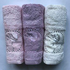 купить Набор махровых полотенец Sikel Bamboo 2 Lady 3 шт