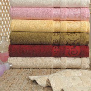 купить Набор махровых полотенец Sikel Bamboo Organic 6 шт