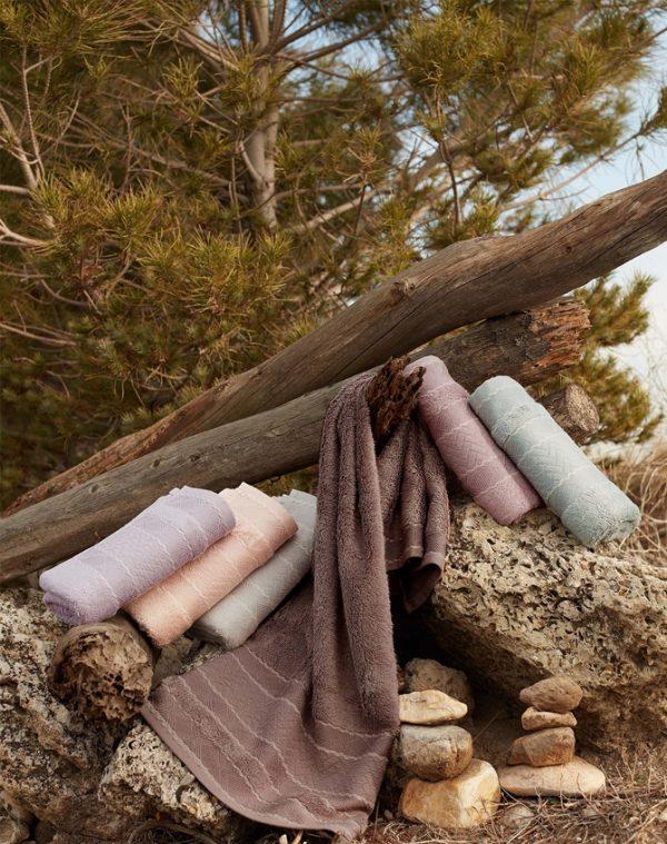 купить Набор махровых полотенец Sikel Bamboo Venedik 6 шт
