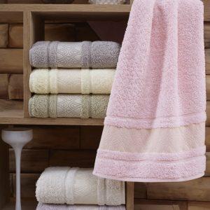 купить Набор махровых полотенец Sikel Cotton Bade 6 шт