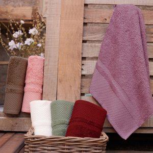 купить Набор махровых полотенец Sikel Cotton Kumsal 6 шт