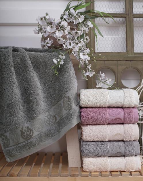 купить Набор махровых полотенец Sikel Cotton Tugra 6 шт