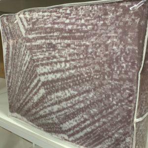 купить Плед TAC Cotton Battaniye Venus фиолетовый