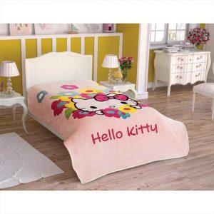 купить Плед TAC Disney Hello Kitty Flowers