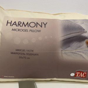 купить Подушка микрогелевая TAC Harmony Mikrogel Silikon