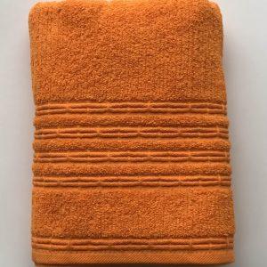 купить Полотенеце махровое Gold Soft Life Cotton Deniz оранжевый