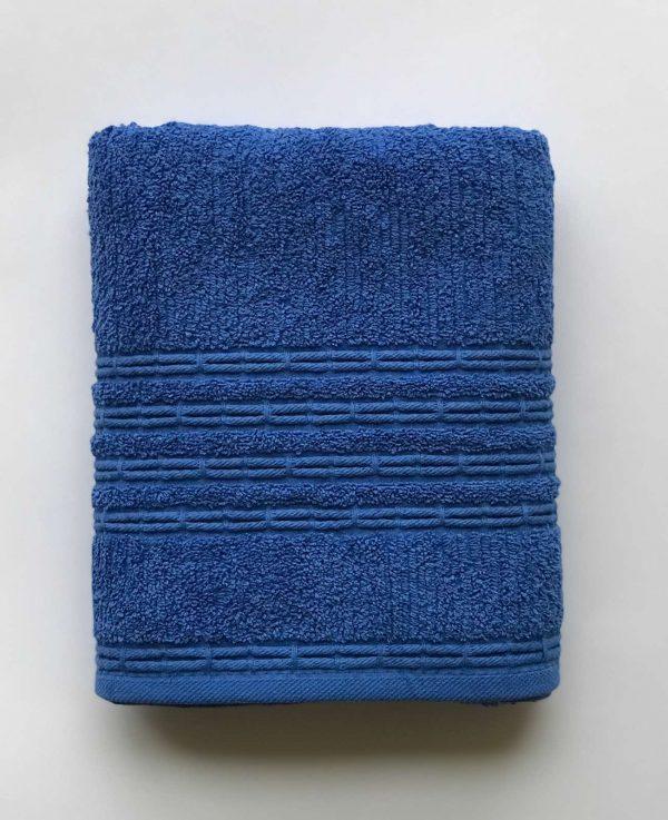 купить Полотенеце махровое Gold Soft Life Cotton Deniz синий