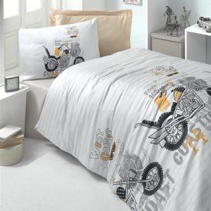 Постельное белье для подростков Victoria ранфорс Style 160×220
