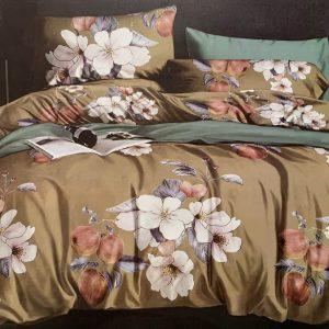 купить Постельное белье Koloco Bayun 1036-2 Коричневый фото
