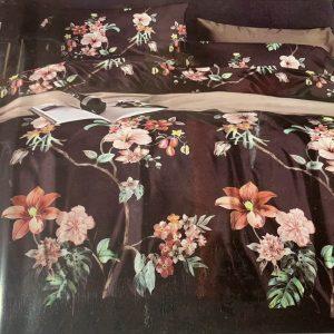 купить Постельное белье Koloco Bayun 1048-1 Коричневый фото