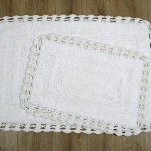 купить Набор ковриков Irya - Debra ekru