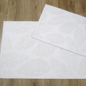 купить Набор ковриков Irya - Levin ekru
