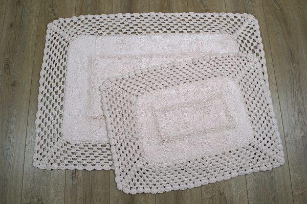 купить Набор ковриков Irya - Lizz pembe