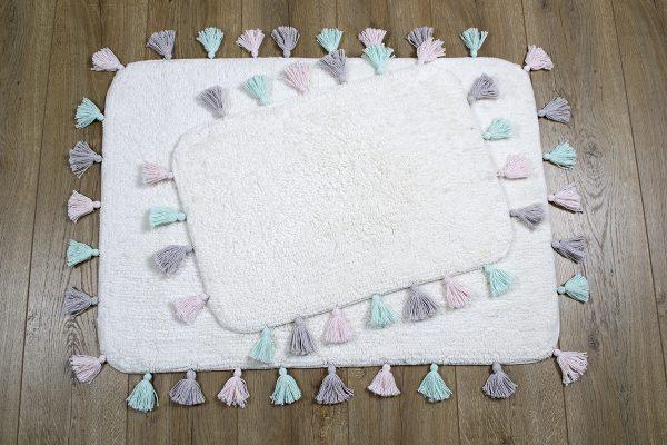 купить Набор ковриков Irya - Lucca ekru