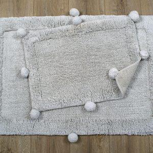 купить Набор ковриков Irya - New Stria gri