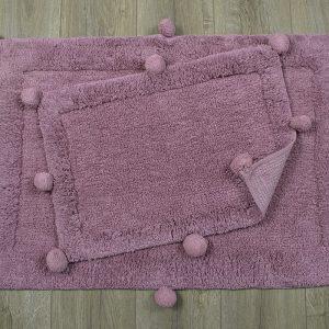 купить Набор ковриков Irya - New Stria mor