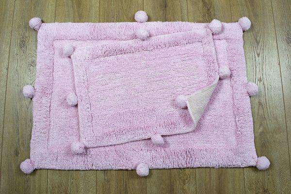 купить Набор ковриков Irya - New Stria pembe