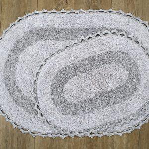 купить Набор ковриков Irya - Vermont a.gri