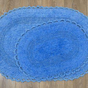 купить Набор ковриков Irya - Vermont lacivert