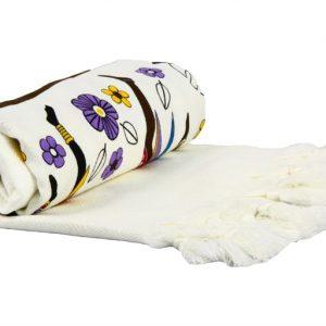 купить Пляжное Полотенце Bamboo Peshtemal 90*180 Africa New