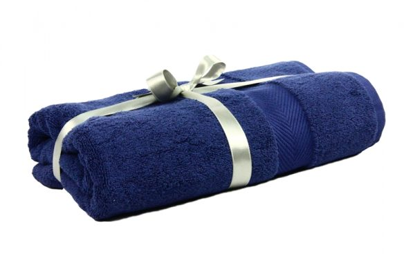 купить Полотенце Euro Set Navy Blue